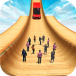 Biggest Mega Ramp With Friends – Car Games 3D 1.08 APK MOD Unlimited Money