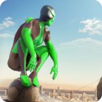 Rope Frog Ninja Hero – Strange Gangster Vegas 1.2.5 APK (MOD, Unlimited Money)