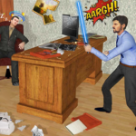 Smash it! Neighbor Rampage Stress Relief Rage Room 1.2 APK (MOD, Unlimited Money)